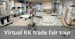 Virtual RK trade fair tour
